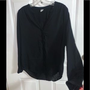 NWT Old Navy women's small black top